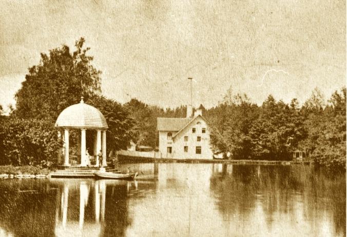 Foto Viinavabrik 1890